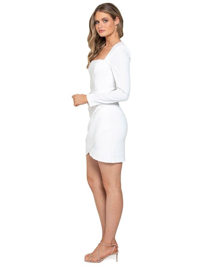 Cara Long Sleeve Mini Dress image 2