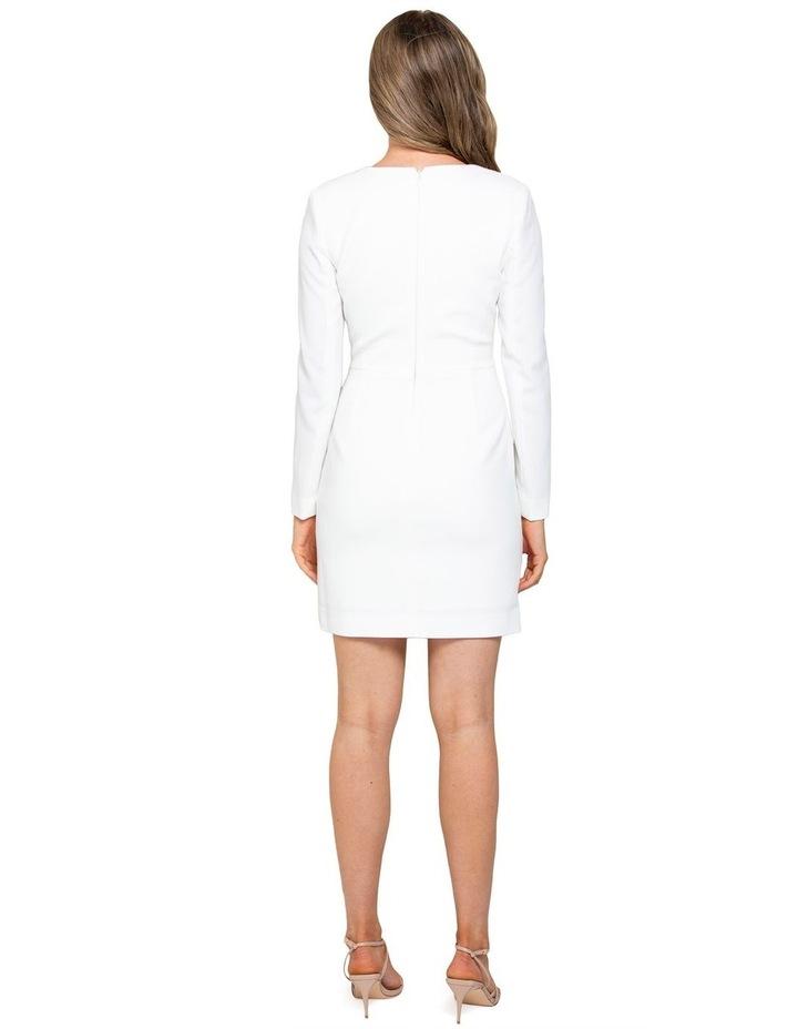 Cara Long Sleeve Mini Dress image 3