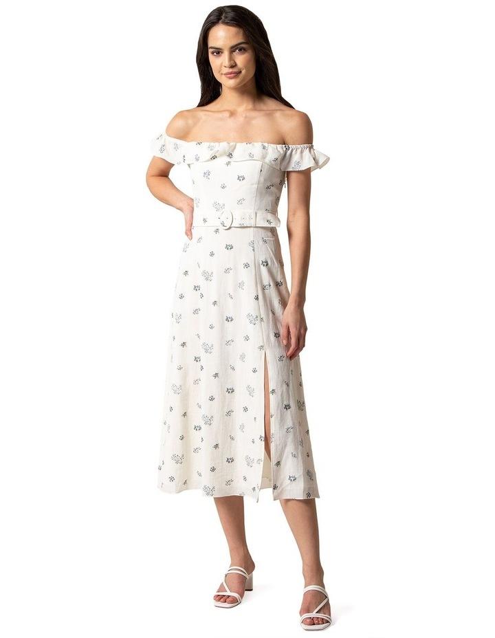 Nikki Bardot Midi Dress image 1