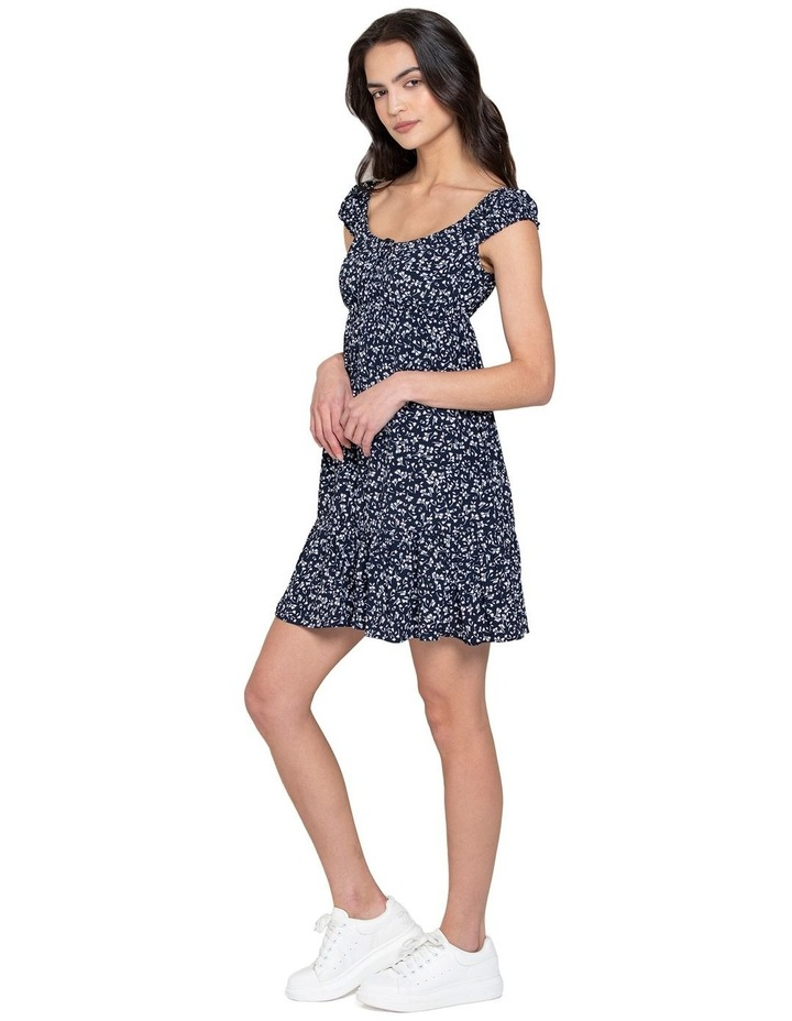 Peggy Cap Sleeve Day Dress image 2