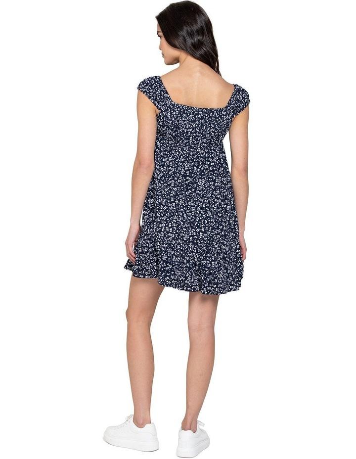 Peggy Cap Sleeve Day Dress image 3