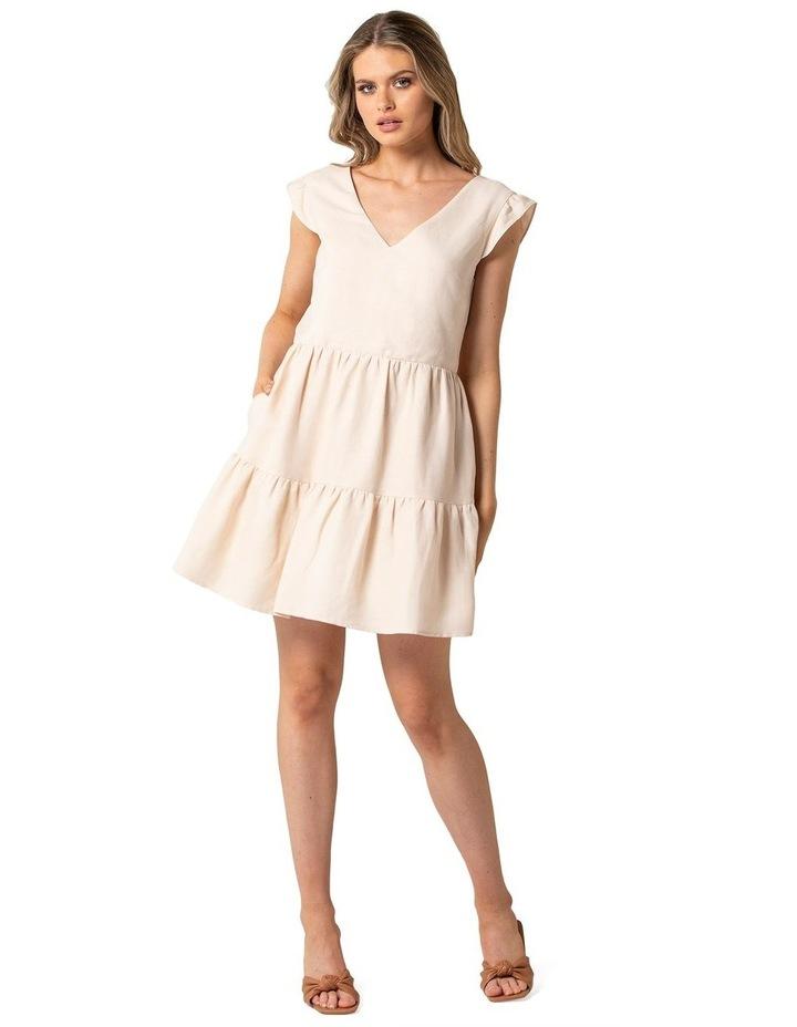 Janelle Smock Mini Dress image 1