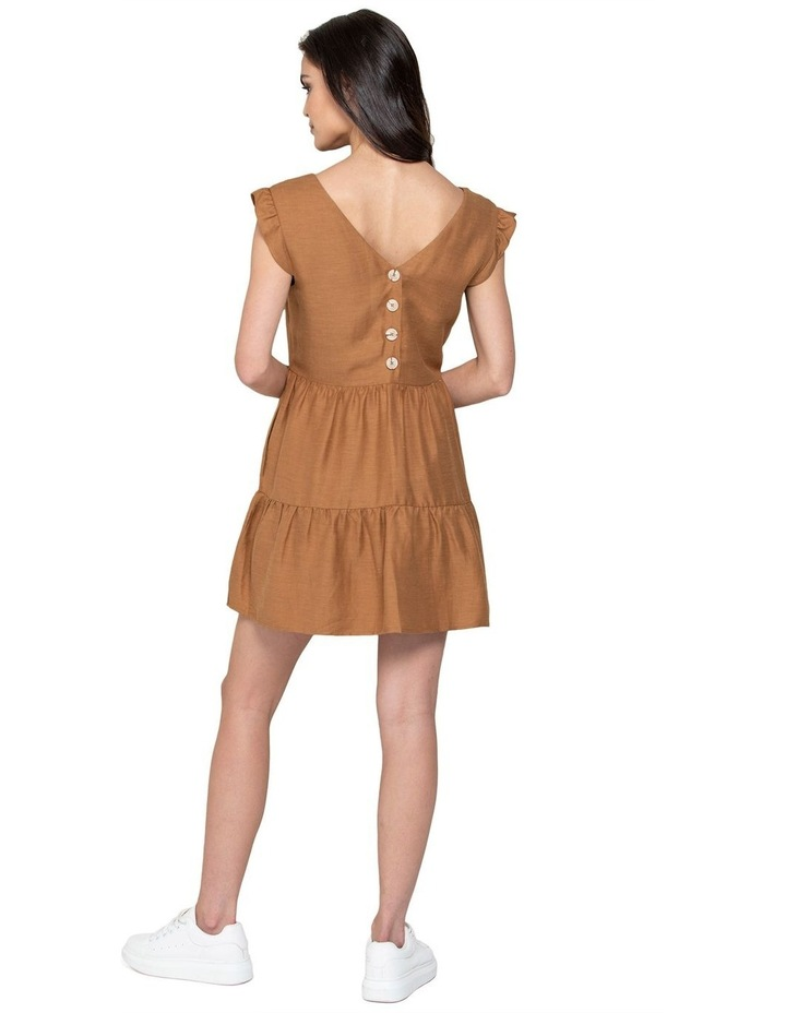 Janelle Smock Mini Dress image 3