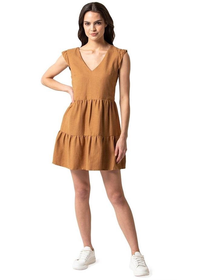 Janelle Smock Mini Dress image 4