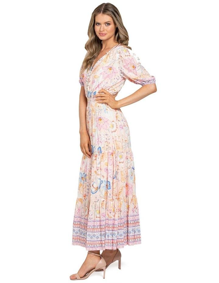 Kalani Tiered Midi Dress image 2