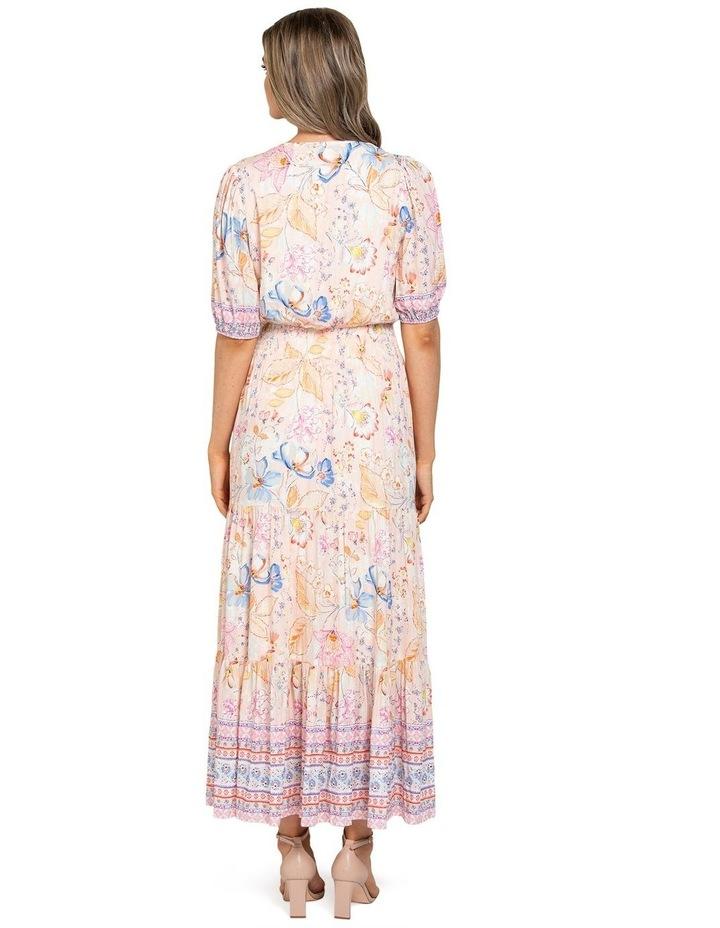 Kalani Tiered Midi Dress image 3