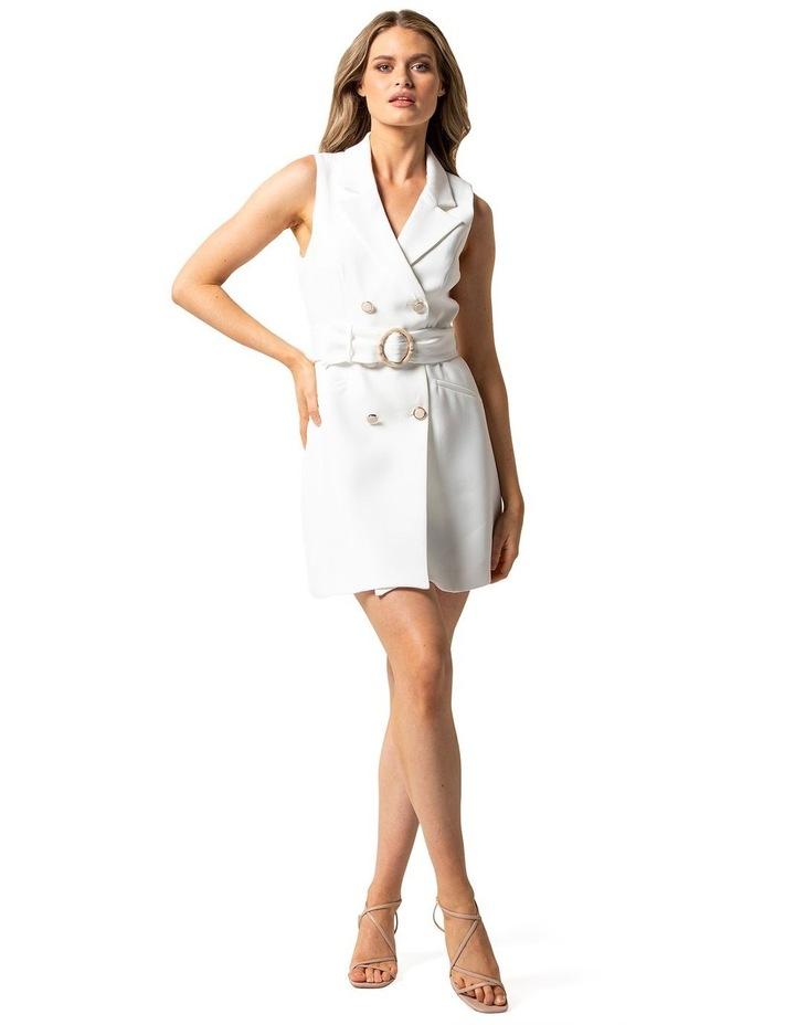 Tessa Sleeveless Blazer Dress image 1