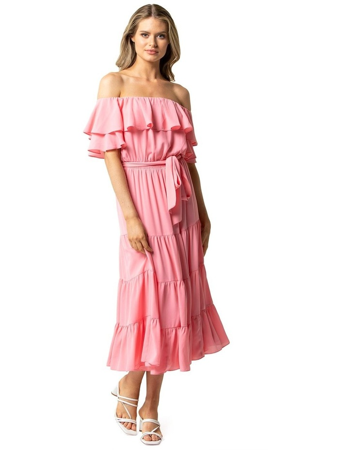 Ally Ruffle Maxi Dress image 1