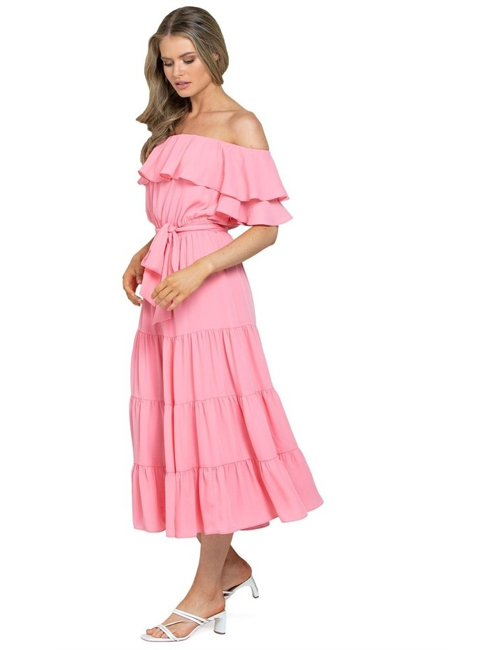 Ally Ruffle Maxi Dress image 2