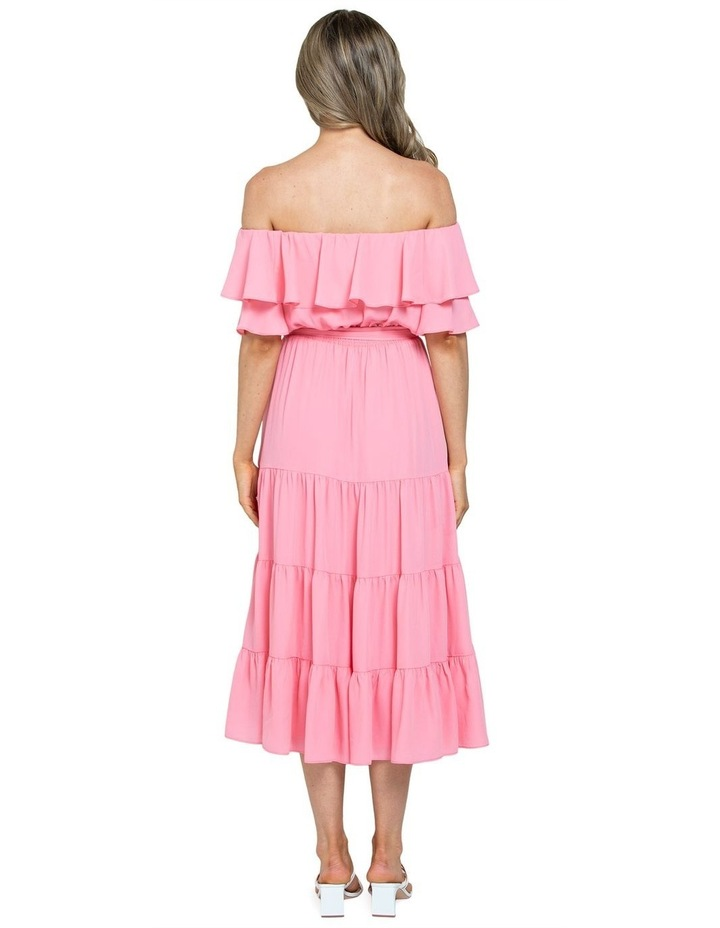 Ally Ruffle Maxi Dress image 3