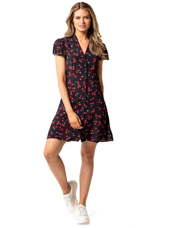 Bobbie Shirt Mini Dress image 1