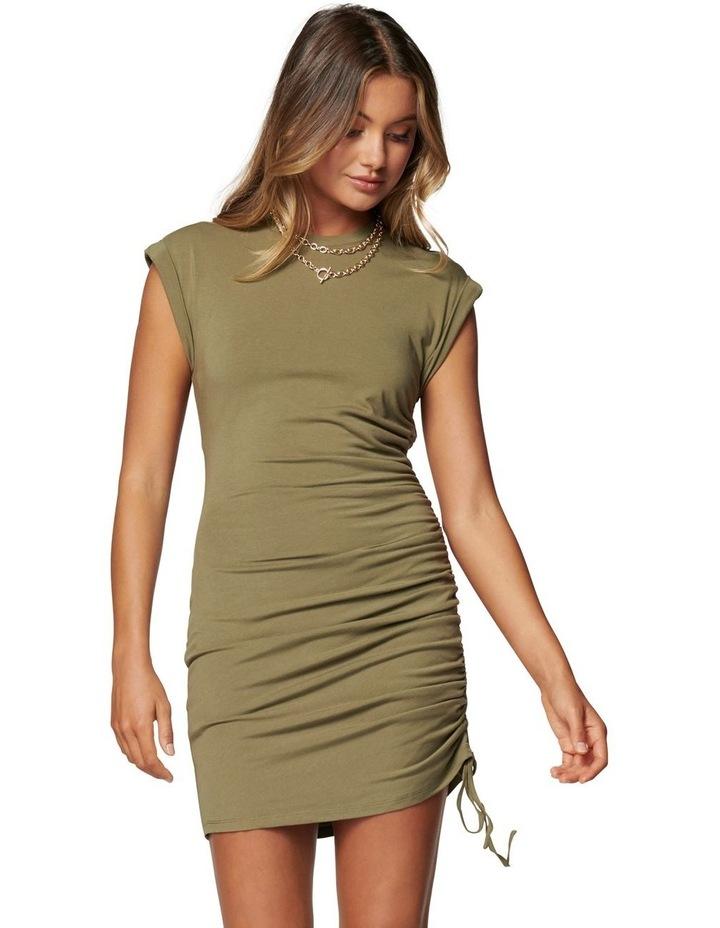 Roxi Extended Sleeve Mini Dress image 1