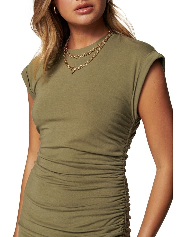 Roxi Extended Sleeve Mini Dress image 2