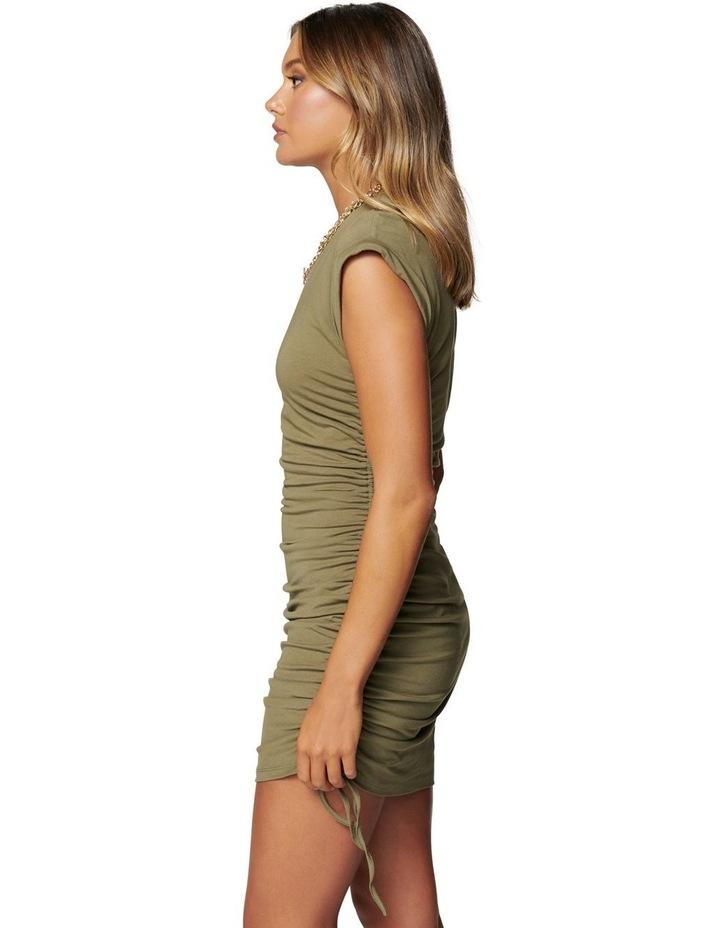 Roxi Extended Sleeve Mini Dress image 3