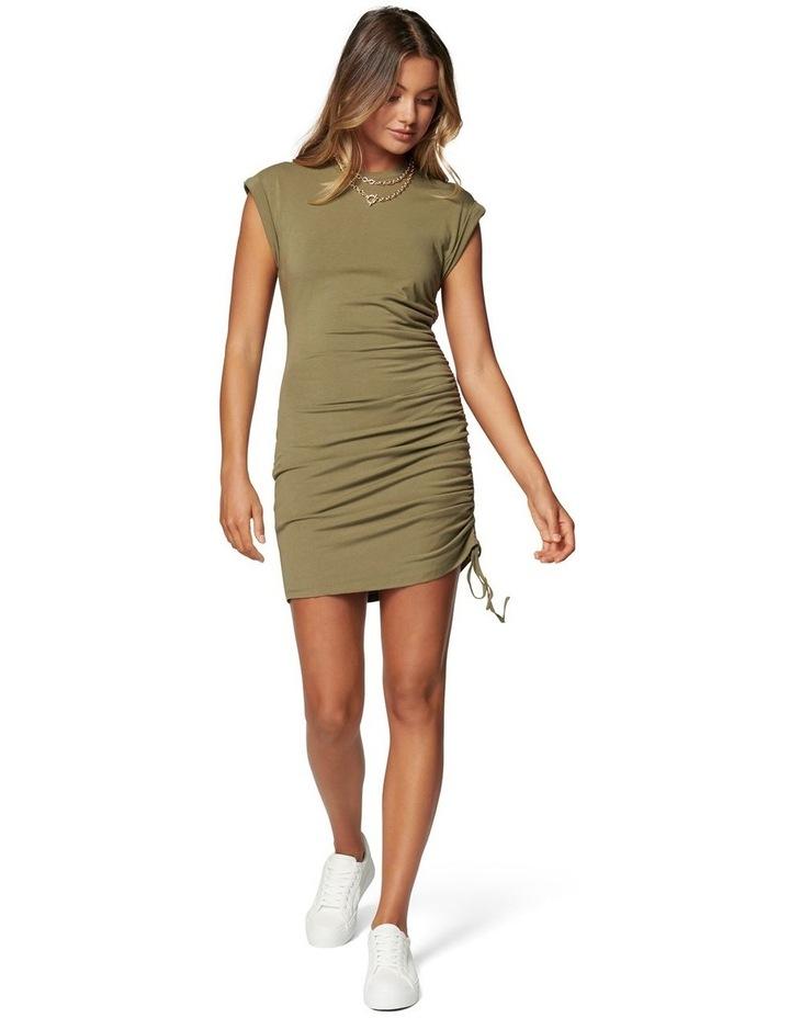 Roxi Extended Sleeve Mini Dress image 5