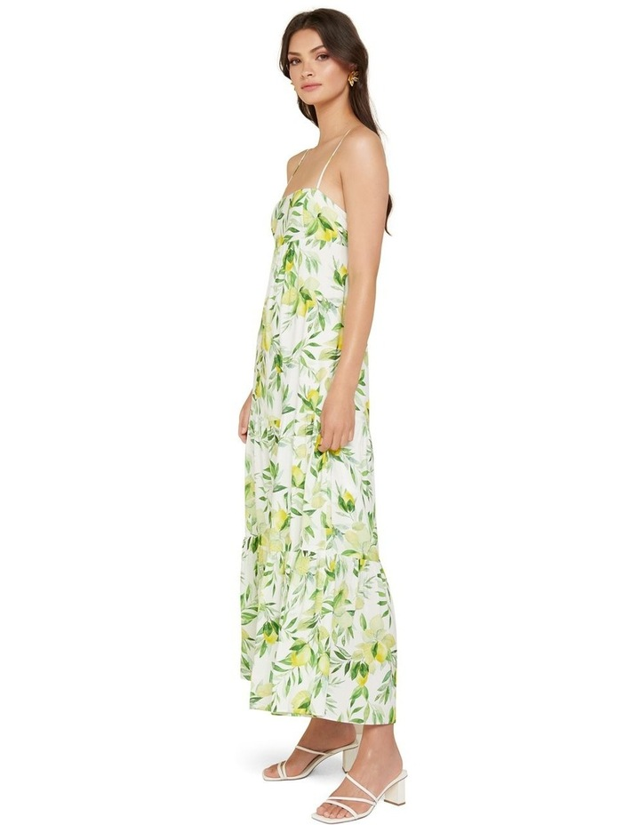Faith Tiered Midi Dress image 2