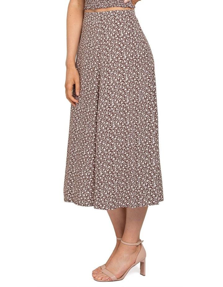 Ellie Petite Split Midi Skirt image 2