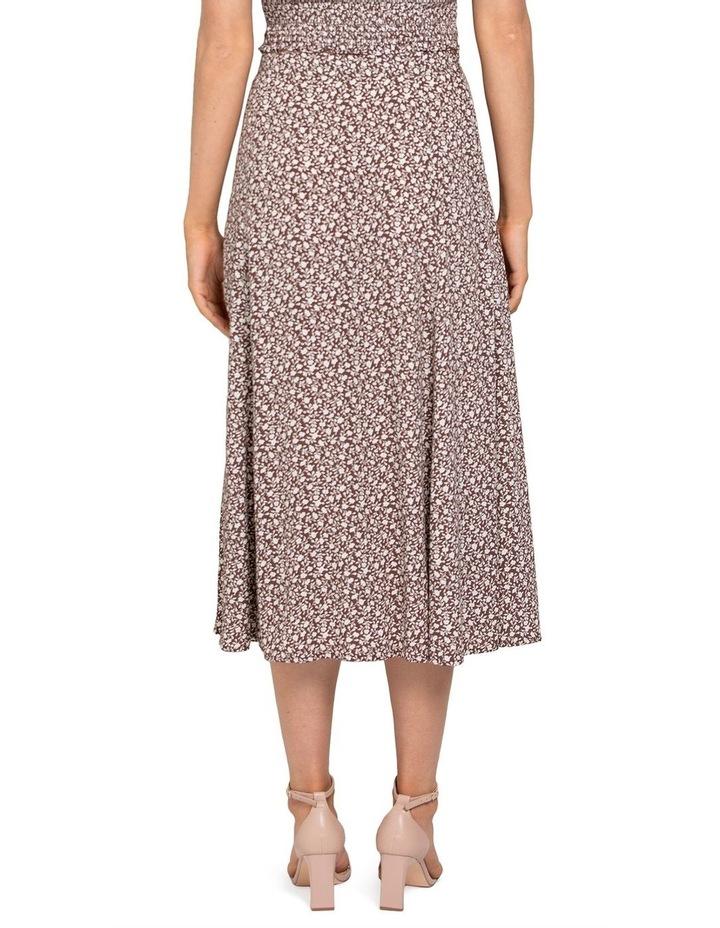 Ellie Petite Split Midi Skirt image 3