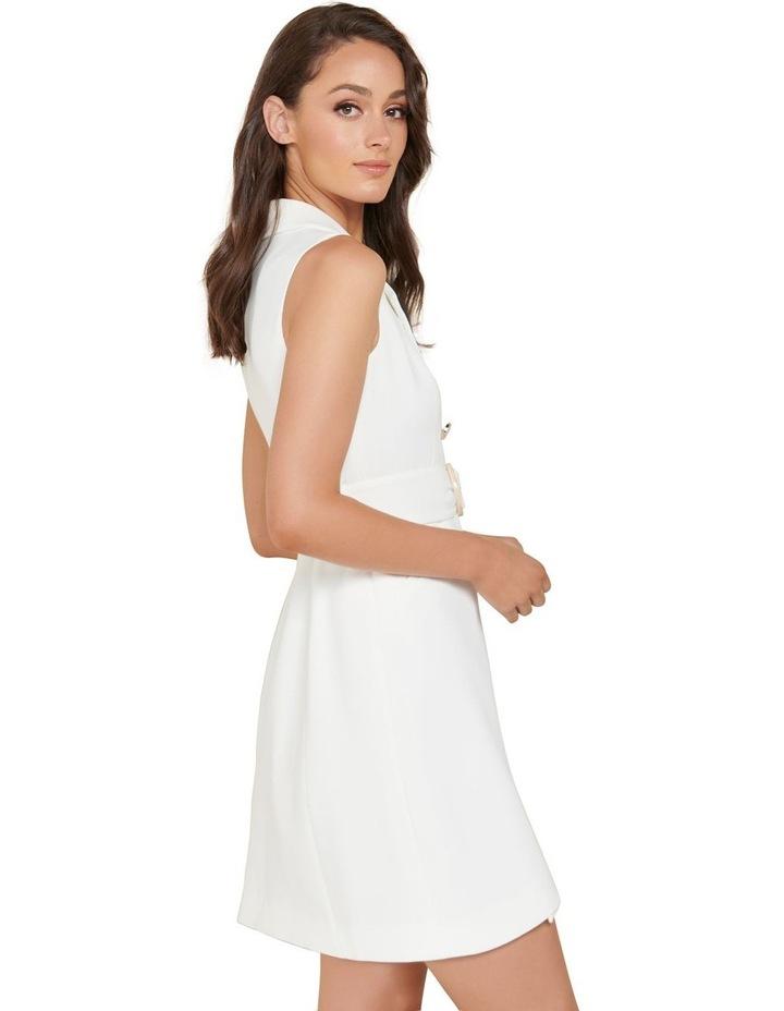 Tessa Petite Sleeveless Blazer Dress image 2