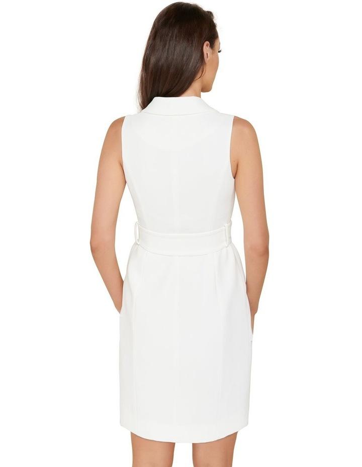 Tessa Petite Sleeveless Blazer Dress image 3