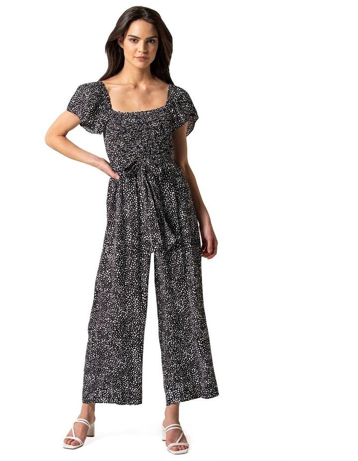 Amelia Petite Shirred Jumpsuit image 1