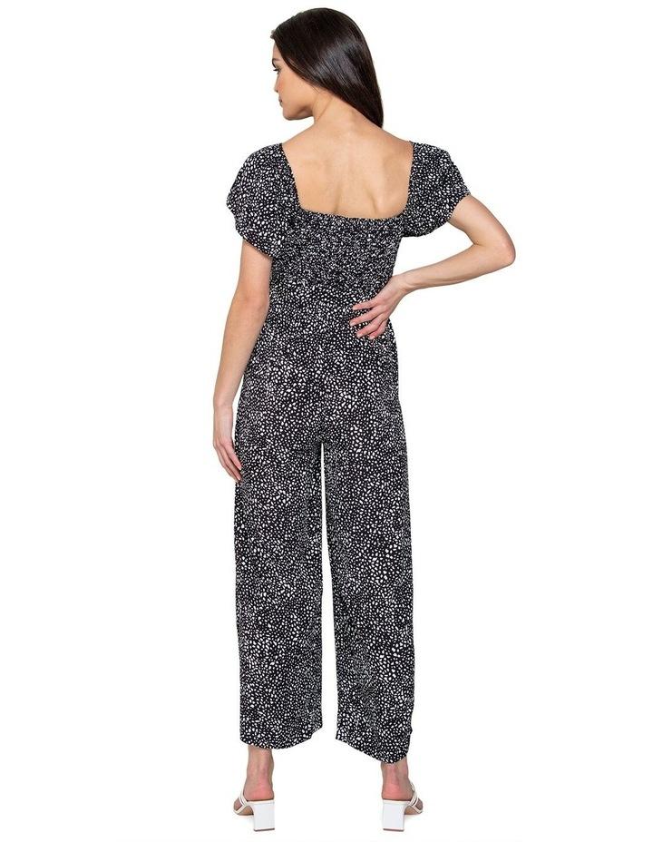 Amelia Petite Shirred Jumpsuit image 3