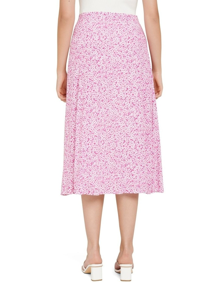 Ellie Petite Split Midi Skirt image 4