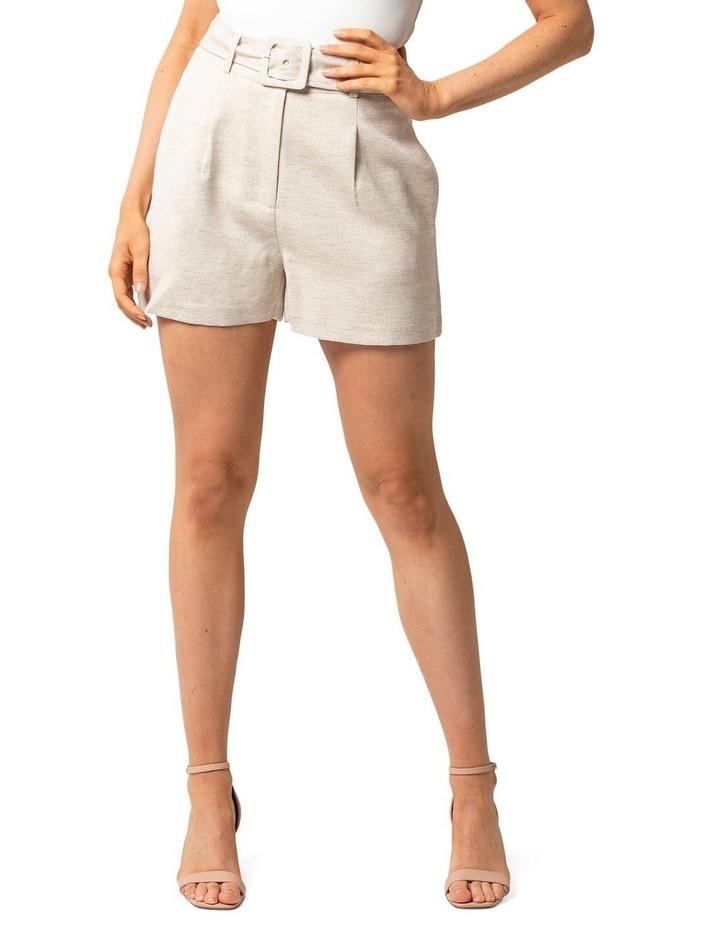 Effie Belted Mini Shorts image 2