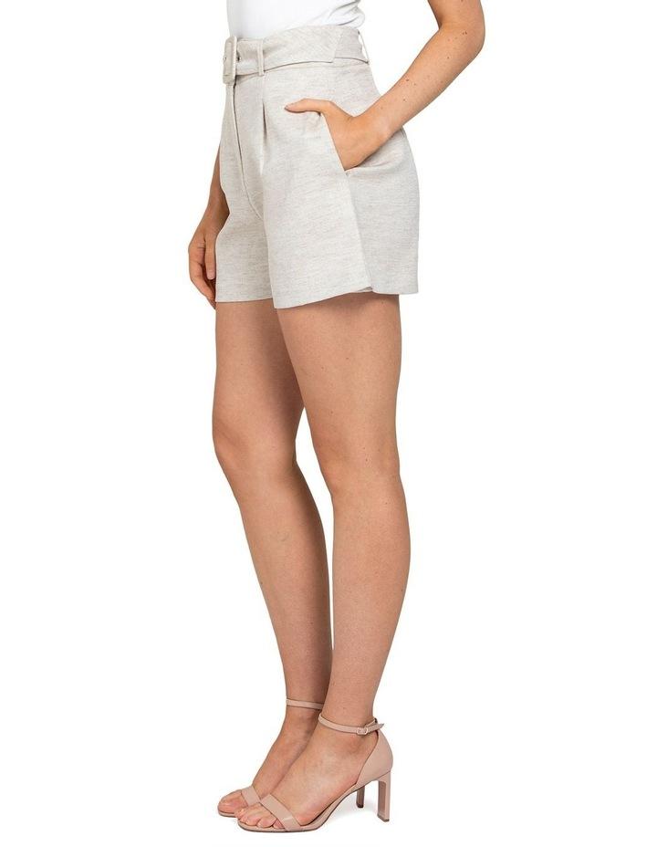Effie Belted Mini Shorts image 3