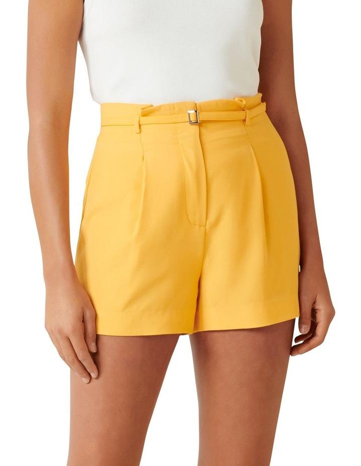 Penelope Belted Tailored Shorts image 1