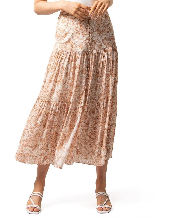 Lilliana Tiered Maxi Skirt image 1