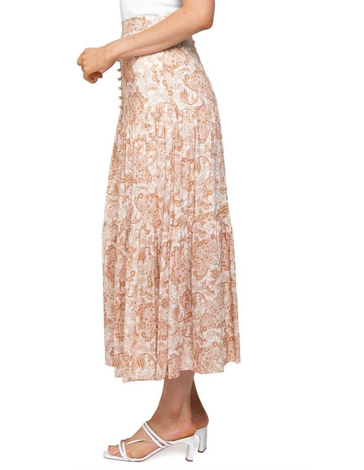 Lilliana Tiered Maxi Skirt image 2