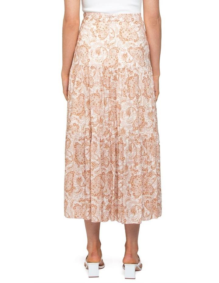 Lilliana Tiered Maxi Skirt image 3
