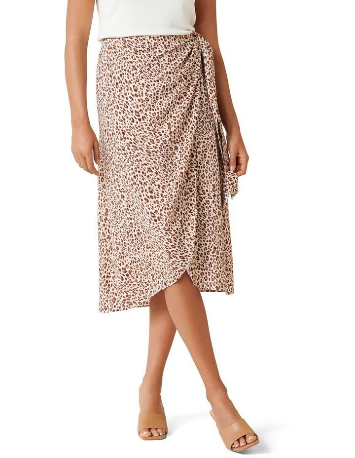 Maria Sarong Midi Skirt image 1