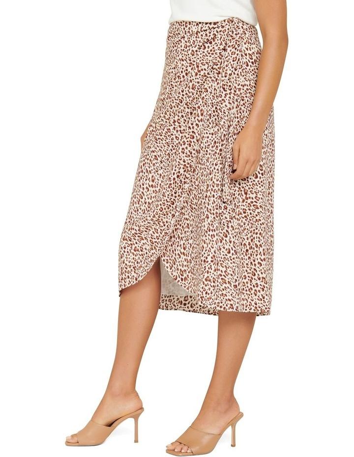 Maria Sarong Midi Skirt image 2