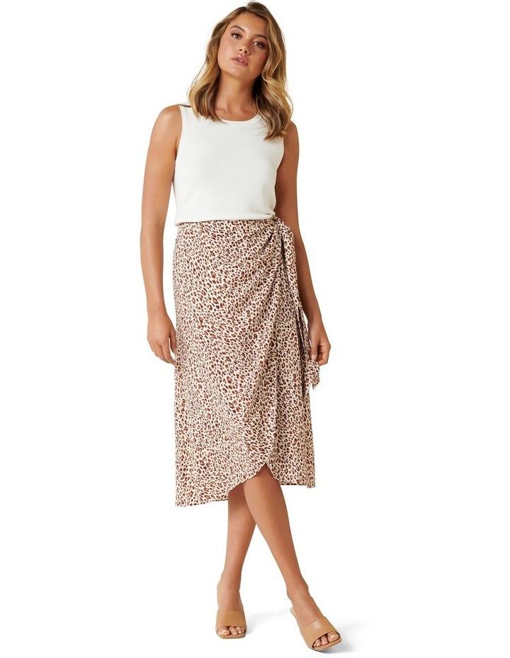 Maria Sarong Midi Skirt image 4