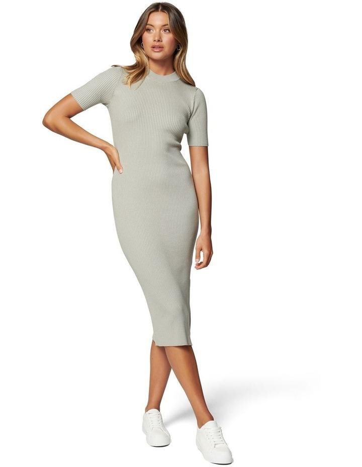 Yazmin Petite Tee Midi Knit Dress image 1