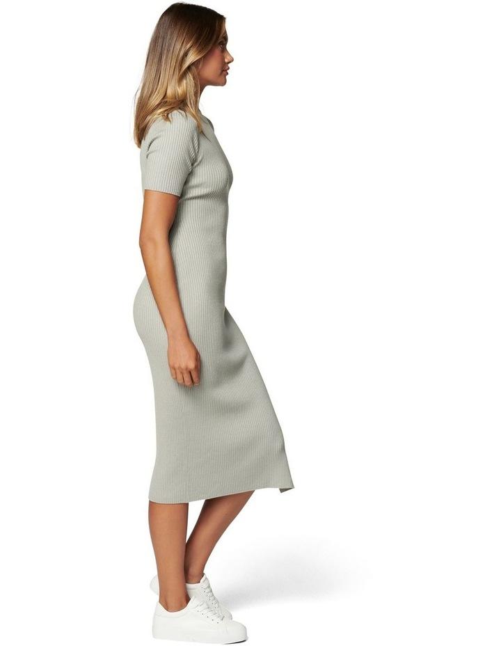 Yazmin Petite Tee Midi Knit Dress image 2