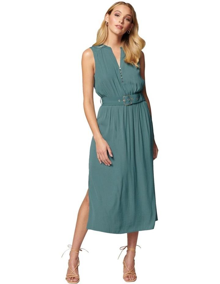 Penelope Tiered Midi Dress image 1