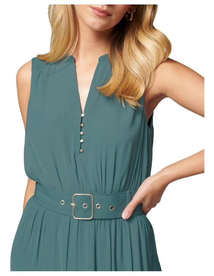 Penelope Tiered Midi Dress image 2
