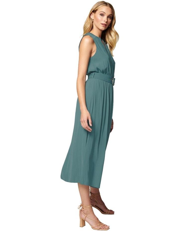 Penelope Tiered Midi Dress image 3