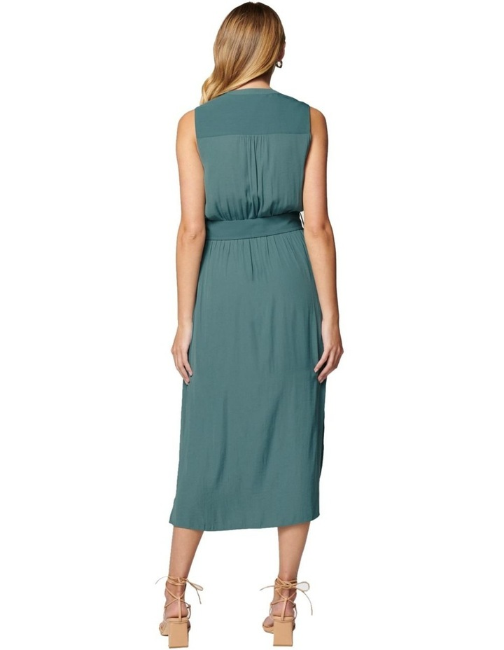 Penelope Tiered Midi Dress image 4