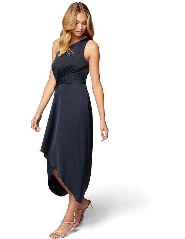 Haidee One Shoulder Midi Dress image 3