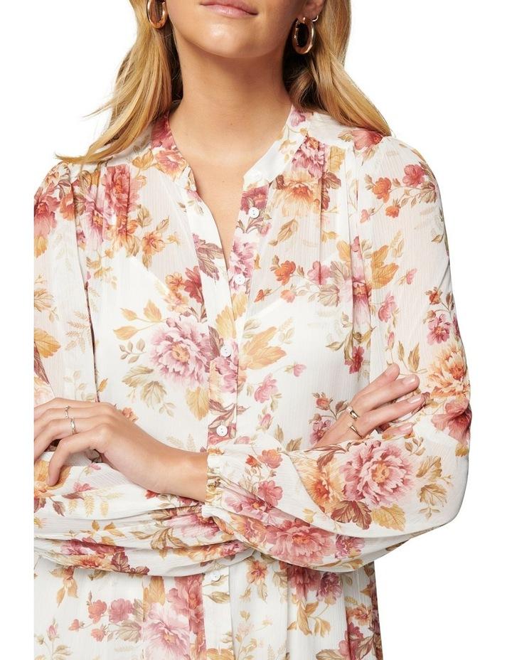 Helen Shirt Midi Dress image 2