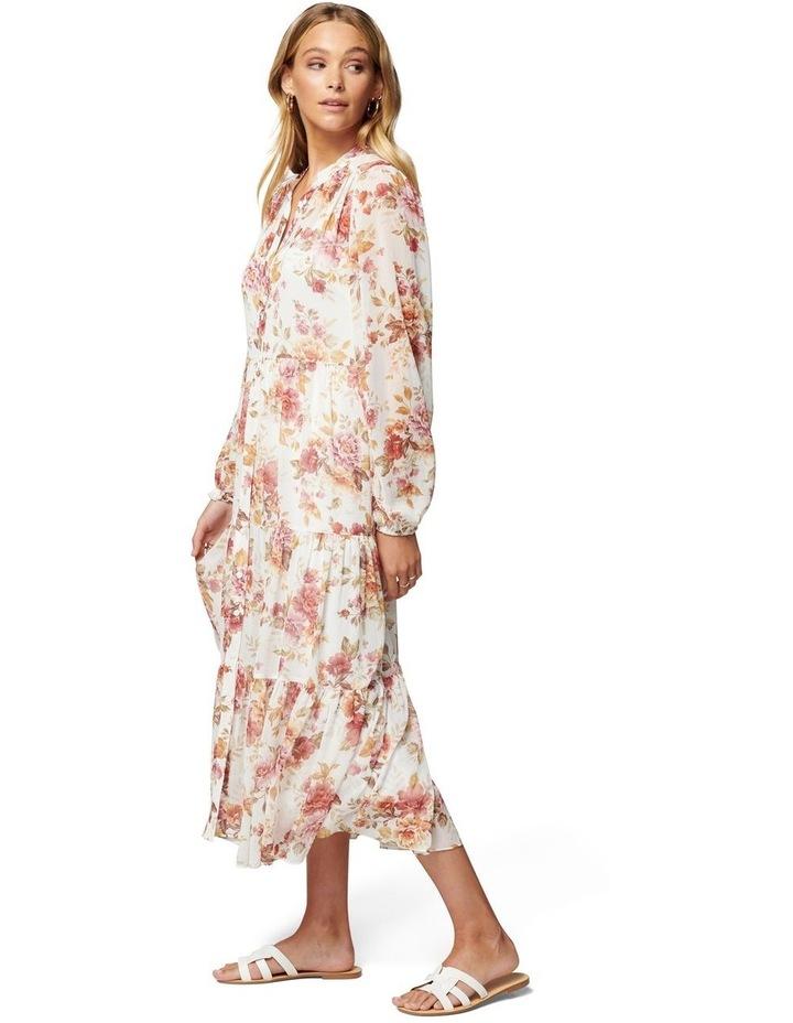 Helen Shirt Midi Dress image 3