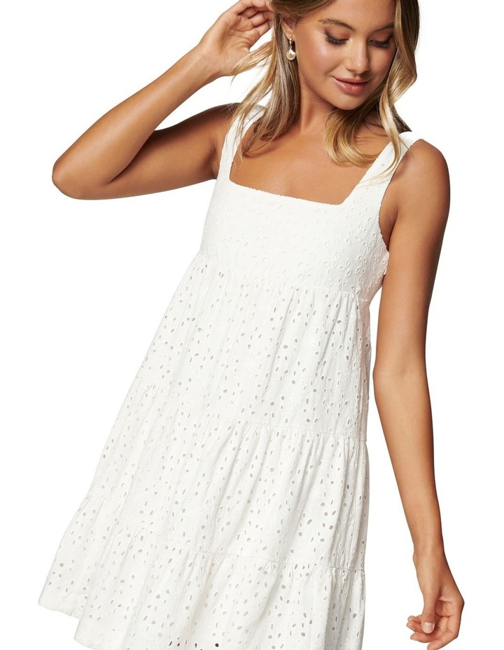 Liberty Broderie Babydoll Dress image 2