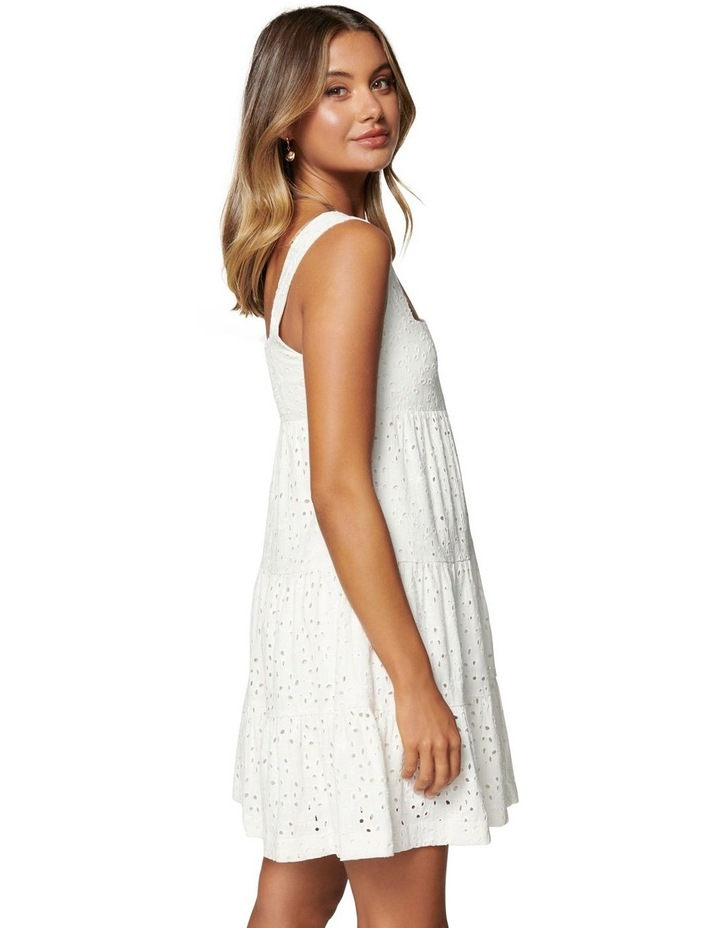 Liberty Broderie Babydoll Dress image 3