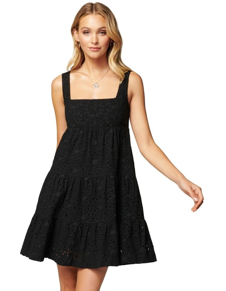 Liberty Broderie Babydoll Dress image 1