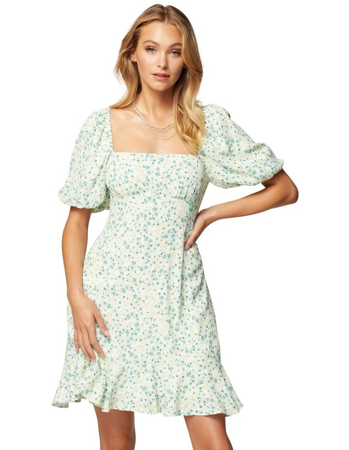 Veronica Puff Sleeve Sun Dress image 1
