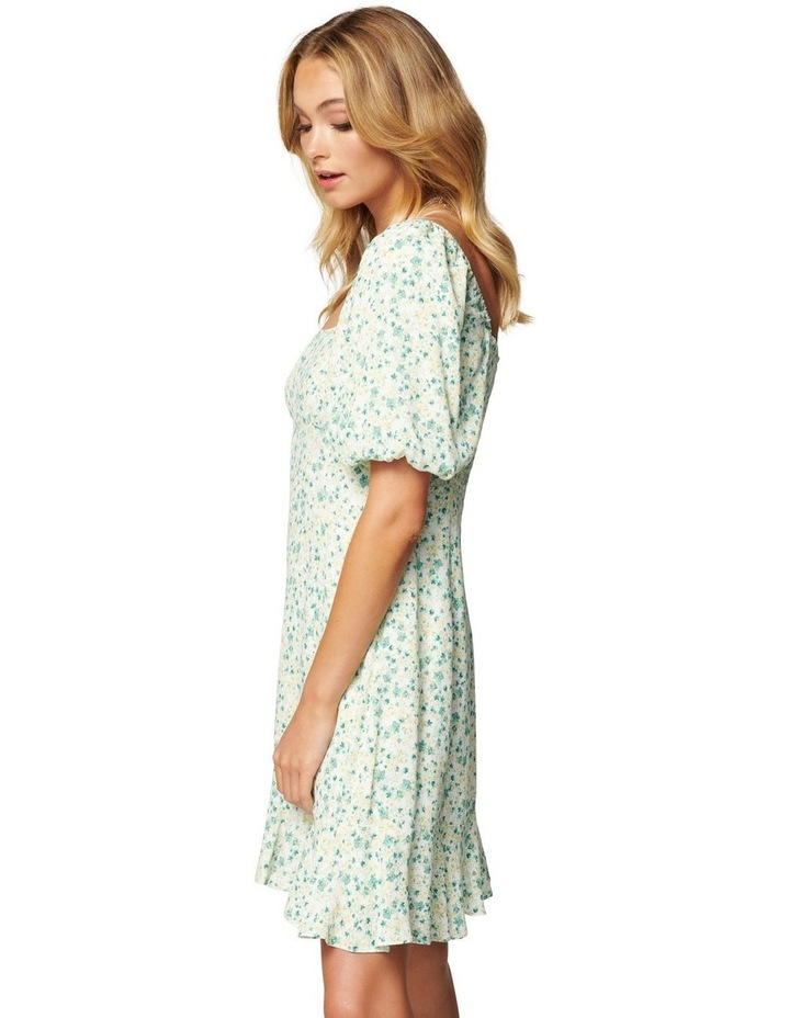 Veronica Puff Sleeve Sun Dress image 3